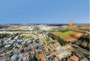 קרקעות הכרם - תמונה של הקרקע