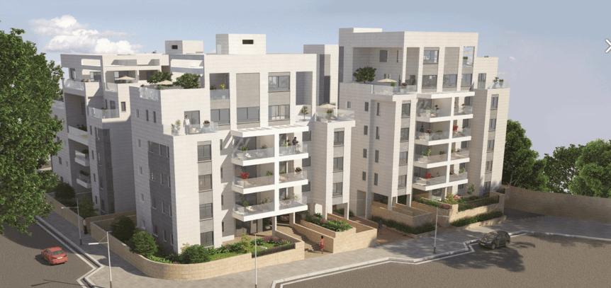 בלתי רגיל פרויקטים חדשים ברעננה, דירות חדשות ברעננה החל מ-1.6 מיליון ₪ MB-34