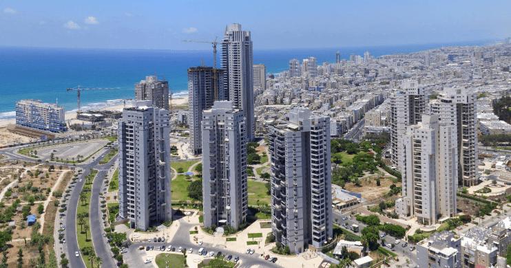 מגניב פרויקטים חדשים בבת ים, דירות חדשות בבת ים החל מ-1.3 מיליון ₪ UC-22