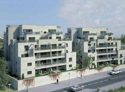 סנסציוני שכונת סנסן בצור הדסה - ריכוז פרויקטים ודירות למכירה TI-96