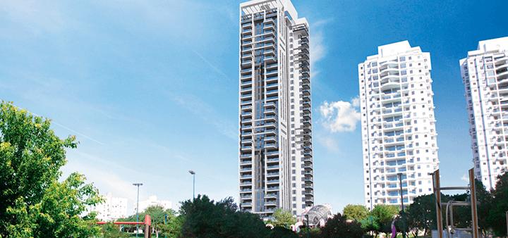 פרויקט מגדל אשדר בעיר בת ים