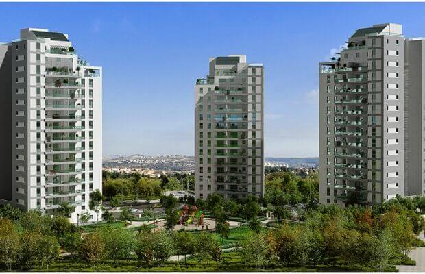 מגניב פרויקטים חדשים בראש העין, דירות חדשות החל מ-1.2 מיליון ₪ KF-53