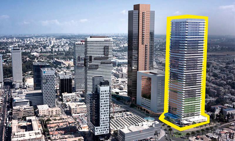 מגדל הכשרת היישוב משרדים