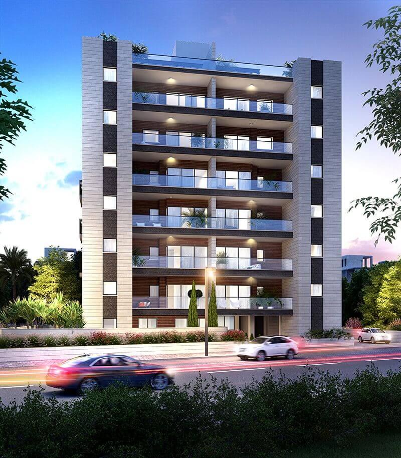 למעלה דירות חדשות למכירה - דירות בפרויקטים חדשים + מחירים [2019] HY-99