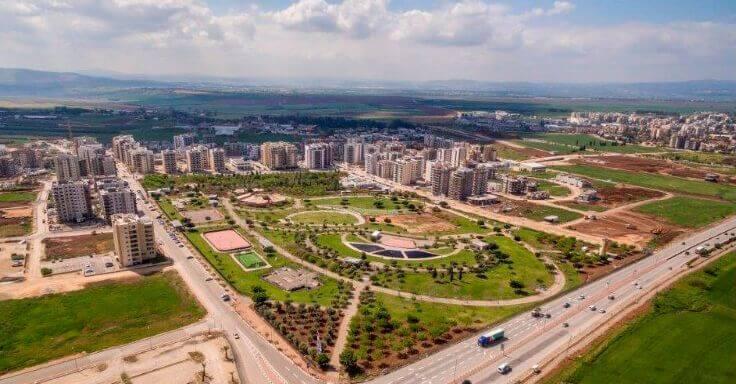 בלתי רגיל פרויקטים חדשים בעפולה, דירות חדשות בעפולה החל מ-790,000 ₪ JO-94