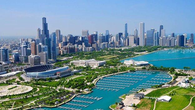 השקעות נדלן בשיקגו