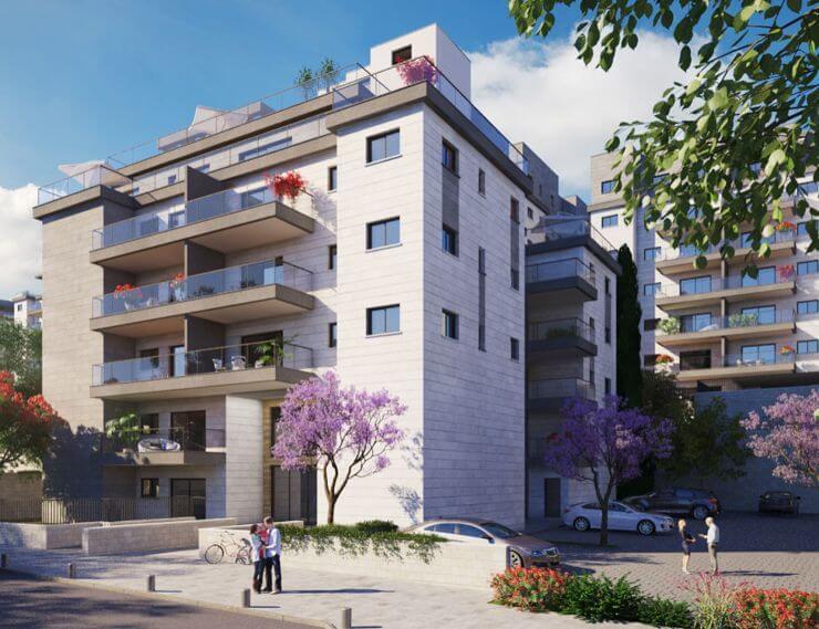 רק החוצה דירות חדשות עד מיליון וחצי שקל למכירה - דירות עד 1.5 מיליון ₪ XF-21
