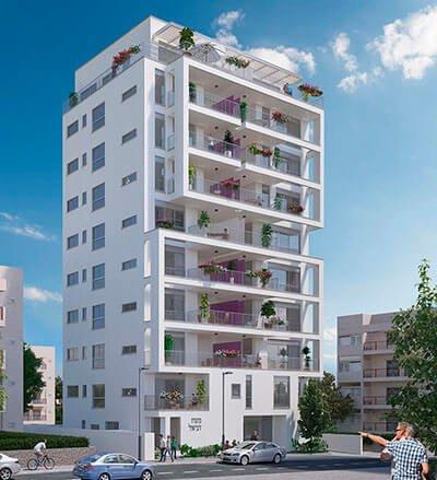 להפליא דירות חדשות למכירה - דירות בפרויקטים חדשים + מחירים [2019] RD-42