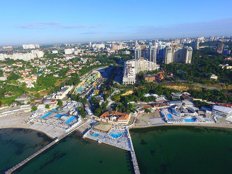 odessa 2020 גרין פארק יזמות ובניה