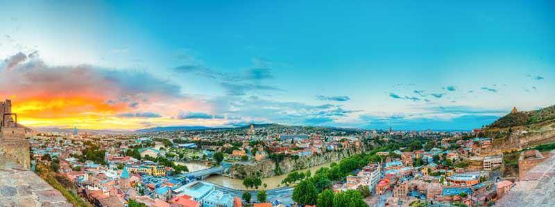 השקעות נדלן טביליסי גאורגיה