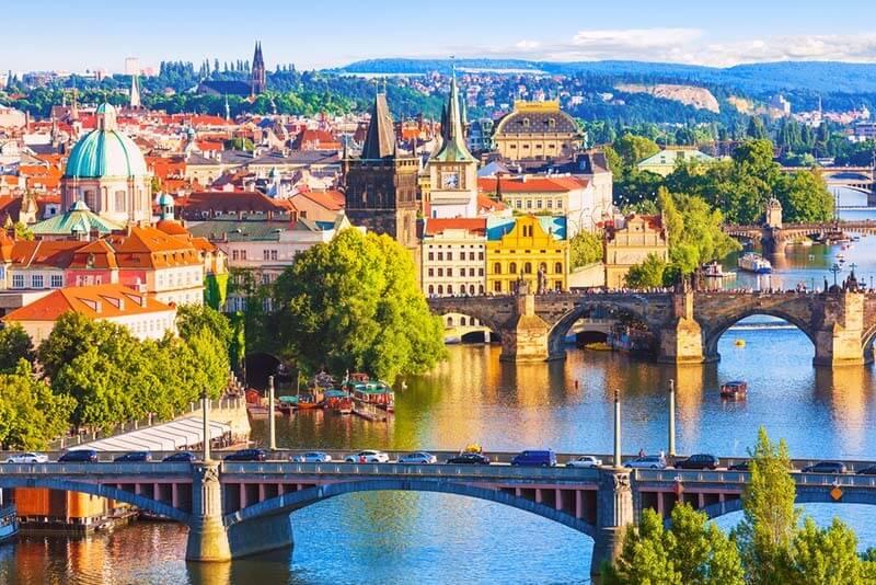 נדלן בצ'כיה - מדריך
