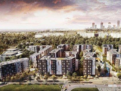 פרויקט דירות בוורשה פולין