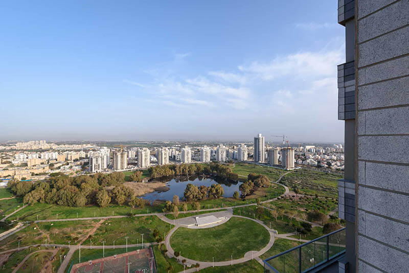 מגדל מאריס נתניה - אאורה ישראל