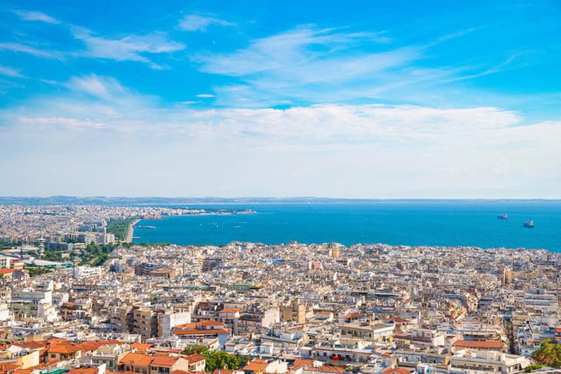 השקעות נדלן בסלוניקי יוון