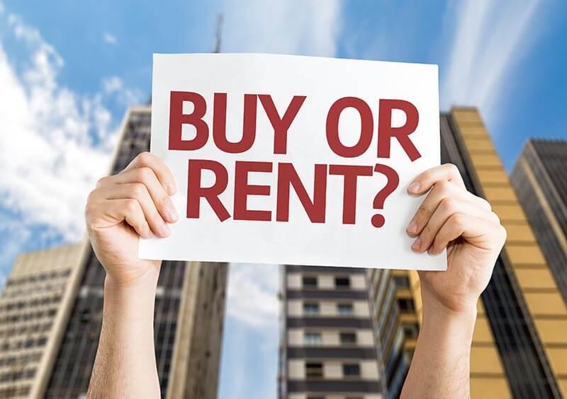 לקנות או לשכור דירה - מדריך