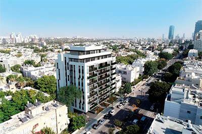 פנקס 11-13 תל אביב