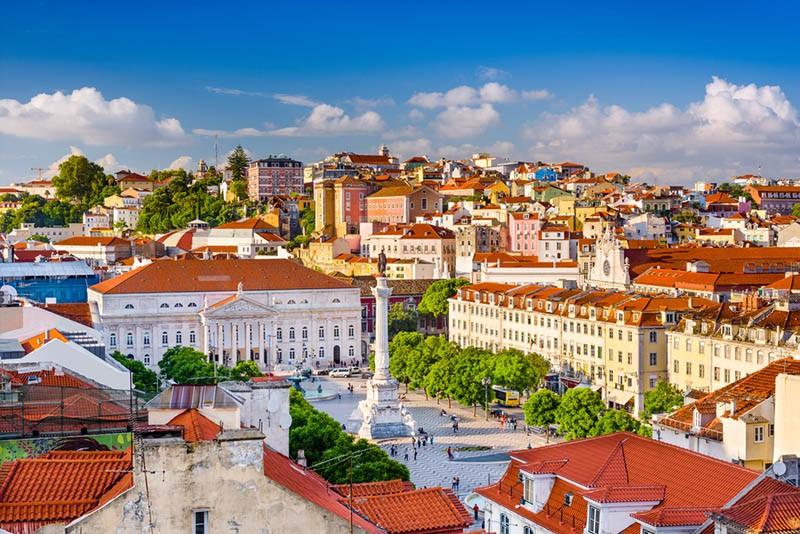 נדלן בליסבון בירת פורטוגל