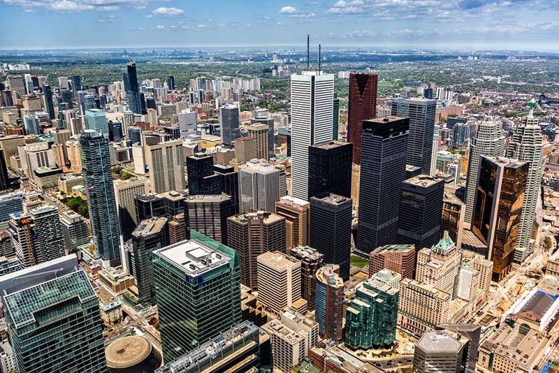 """השקעות נדל""""ן בקנדה, טורונטו"""